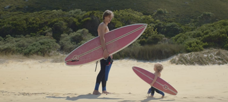 surfing babies, the friendliest surf spot on Earth