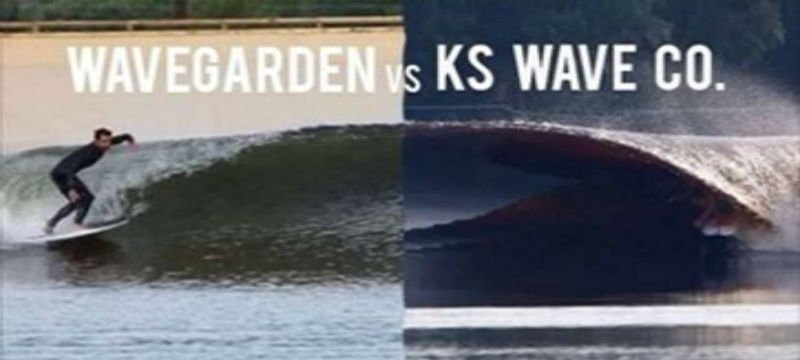 Kelly Slater Wave vs. Wavegarden tech artificial waves