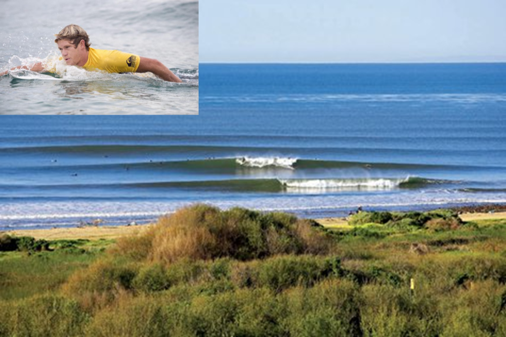 Lower Trestles Surf Spot