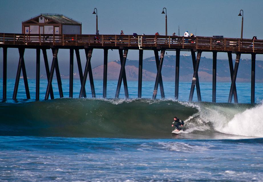 Imperial Beach Surf Spot