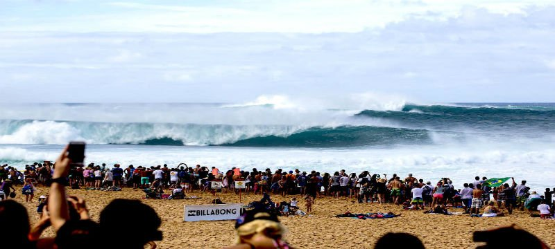 pro surfing competition is best pro sport