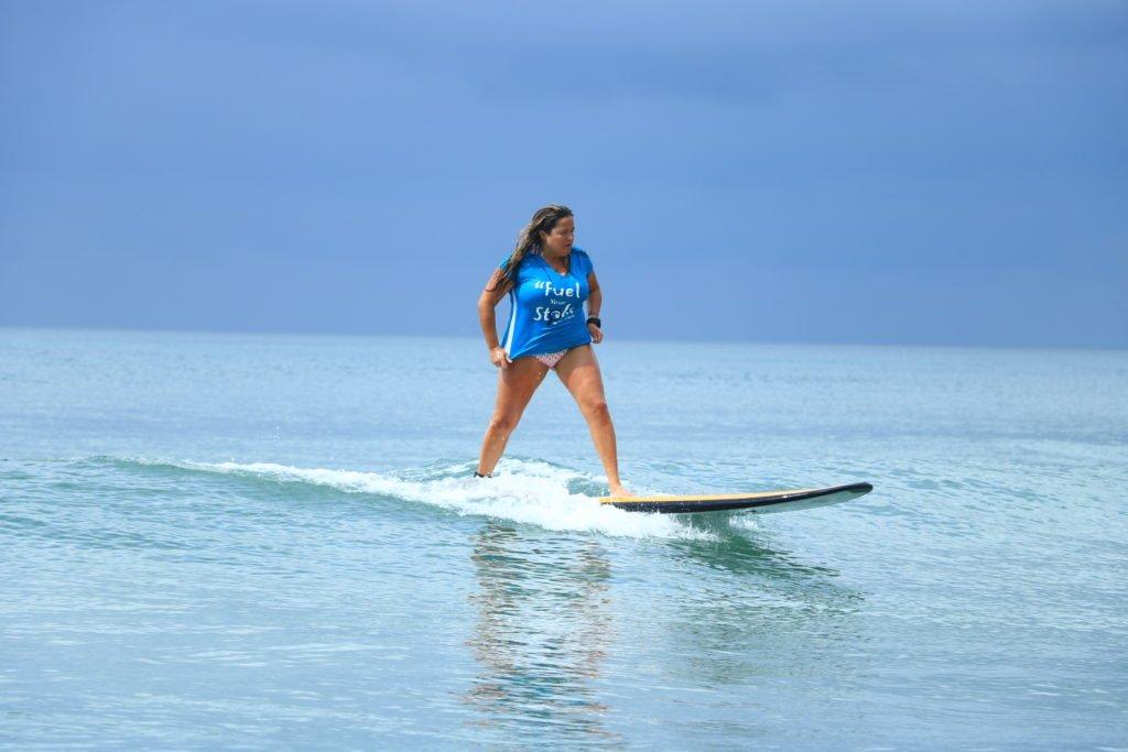 Surfing La Lancha with Vallarta Adventures