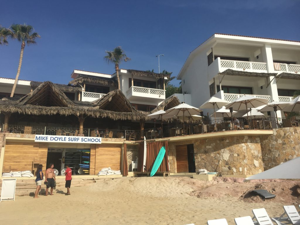 Cabo Surf Hotel - Mike Doyle Surf School