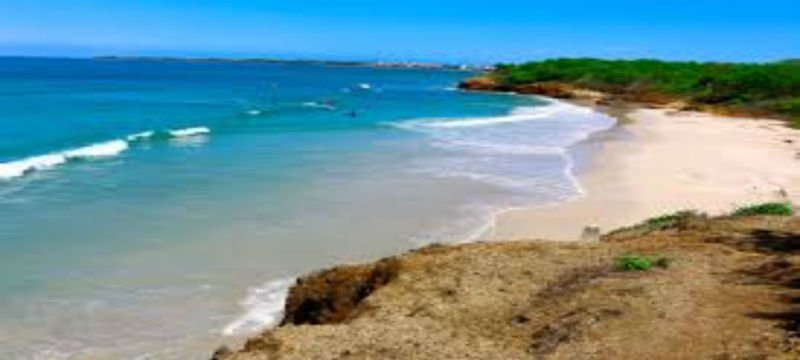 La Lancha surf spot